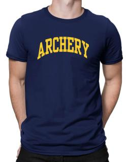 Archery Athletic Dept Men T-Shirt