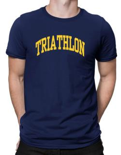 Triathlon Athletic Dept Men T-Shirt