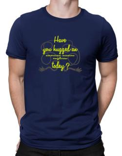 Have You Hugged An American Mission Anglican Today? Men T-Shirt