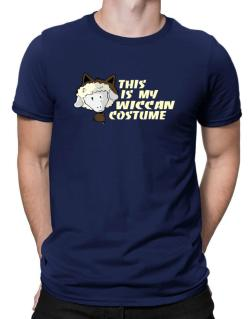This Is My Wiccan Costume Men T-Shirt