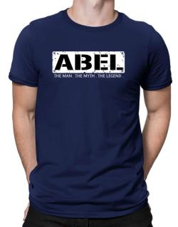 Abel : The Man - The Myth - The Legend Men T-Shirt