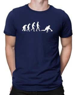Curling Evolution Men T-Shirt