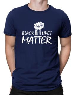 Black lives matter Men T-Shirt