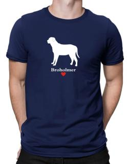 Broholmer love Men T-Shirt