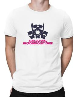 Agricultural Microbiologist Zone - Gas Mask Men T-Shirt