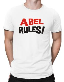 Abel Rules! Men T-Shirt
