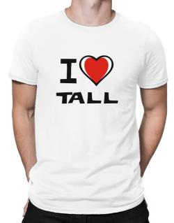 I Love Tall Men T-Shirt