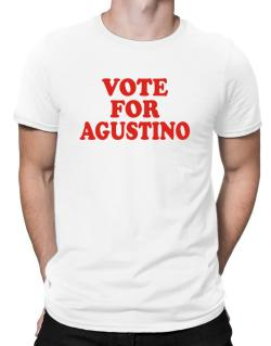 Vote For Agustino Men T-Shirt