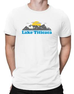 Lake Titicaca  Men T-Shirt