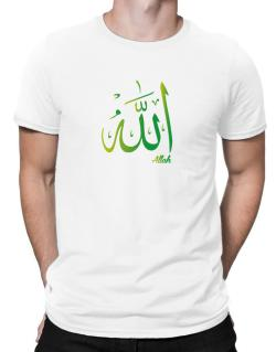 Allah arabic character Men T-Shirt