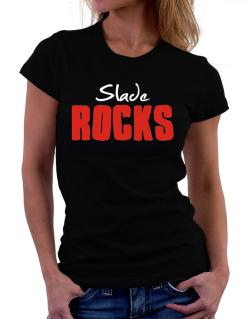 Slade Rocks Women T-Shirt