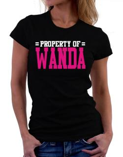 Property Of Wanda Women T-Shirt