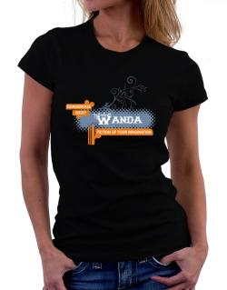 Wanda - Fiction Of Your Imagination Women T-Shirt