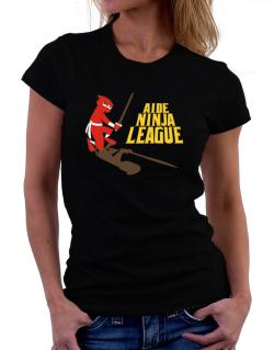 Aide Ninja League Women T-Shirt