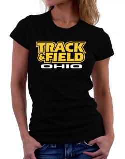 Track And Field - Ohio Women T-Shirt