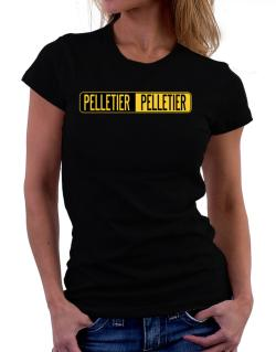Negative Pelletier Women T-Shirt