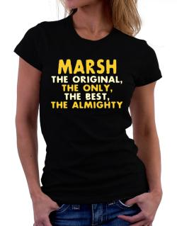 Marsh The Original Women T-Shirt