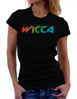 Wicca Women T-Shirt