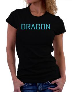 Dragon Basic / Simple Women T-Shirt