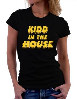 Kidd In The House Women T-Shirt