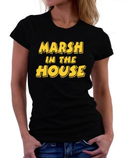 Marsh In The House Women T-Shirt
