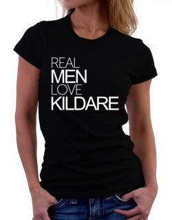 Real men love Kildare Women T-Shirt