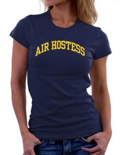 Air Hostess Women T-Shirt