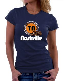 Nashville - State Women T-Shirt