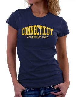 State Nickname Connecticut Women T-Shirt