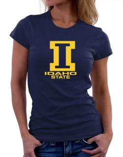 """ STATE ABC Idaho "" Women T-Shirt"