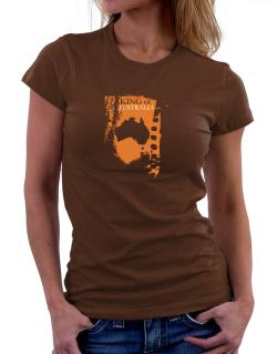 King Of Australia Women T-Shirt
