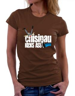 Chisinau Kicks Ass Women T-Shirt