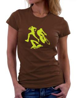 Triathlon Women T-Shirt