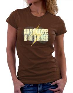 Hardcore The Temple Of The Presence Women T-Shirt