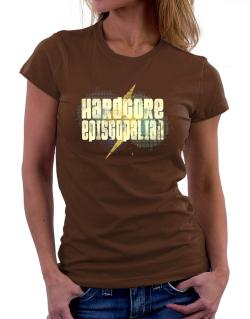 Hardcore Episcopalian Women T-Shirt