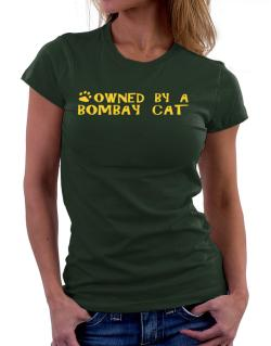 Owned By A Bombay Women T-Shirt