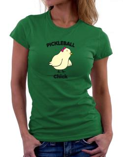 Polo de Dama de Pickleball Chick