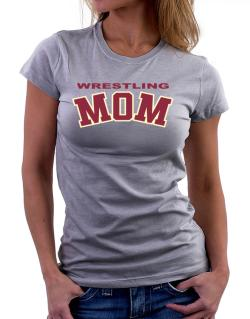 Wrestling Mom Women T-Shirt