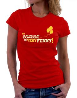 My Andean Condor Is Very Funny Women T-Shirt