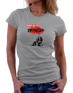 Owned By A Beagle Women T-Shirt