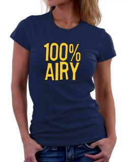 100% Airy Women T-Shirt