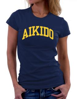 Aikido Athletic Dept Women T-Shirt