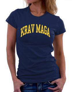 Krav Maga Athletic Dept Women T-Shirt