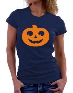 Belly pumpkin Women T-Shirt