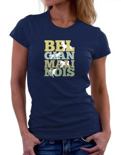Belgian malinois Women T-Shirt