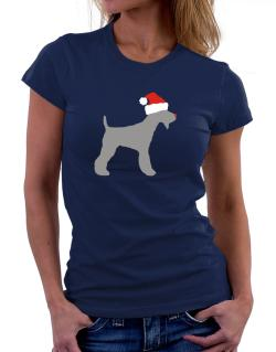 Fox Terrier christmas Women T-Shirt