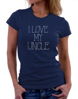I love my Auncle Women T-Shirt