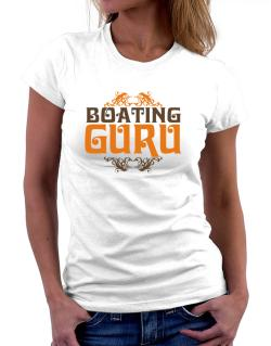 Boating Guru Women T-Shirt