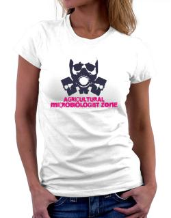 Agricultural Microbiologist Zone - Gas Mask Women T-Shirt