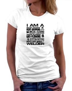 Polo de Dama de I am a welder